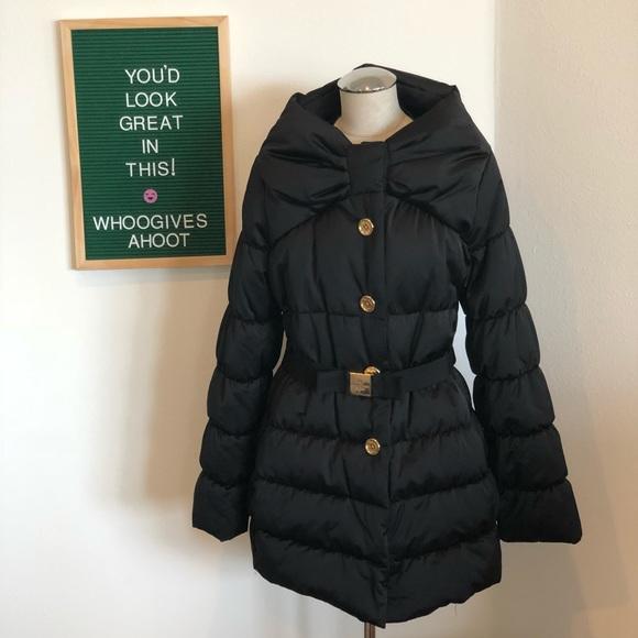 3f7cb7761 Kate Spade ♠️ Becky Puffer Coat